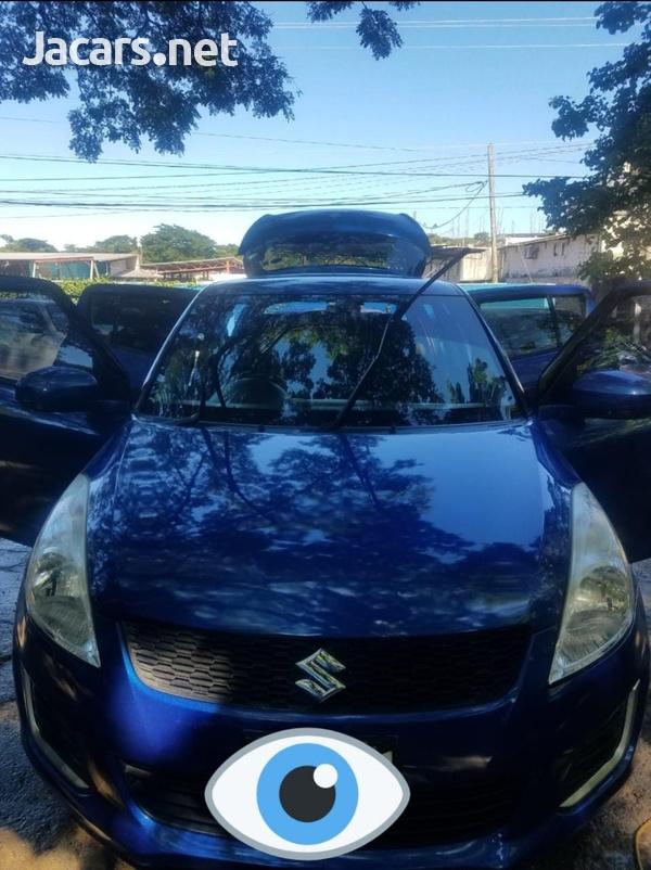 Suzuki Swift 1,2L 2015-10