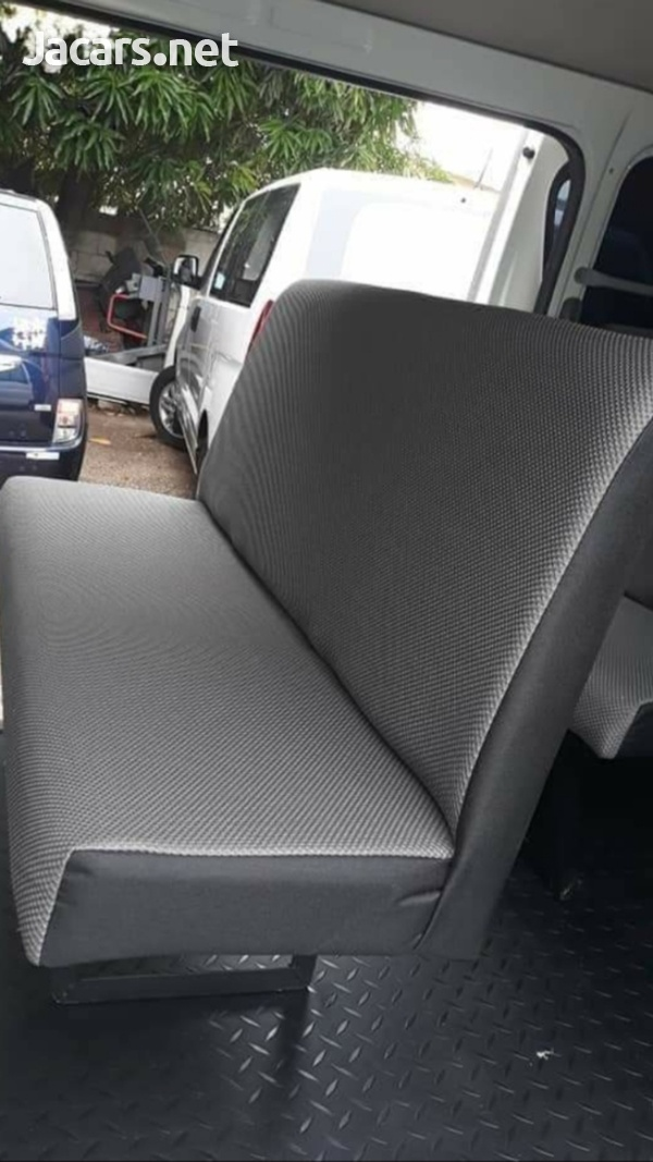 We make and install bus seats for your hiace and caravan-5