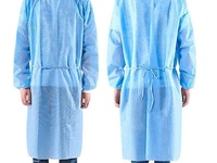 Protective Gowns or Isolation Gowns