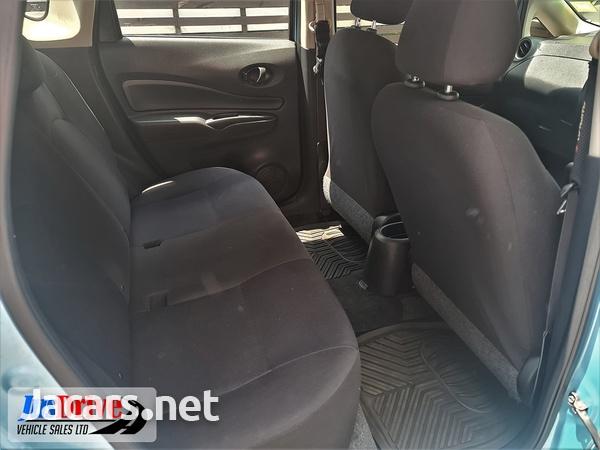 Nissan Note 1,4L 2012-7