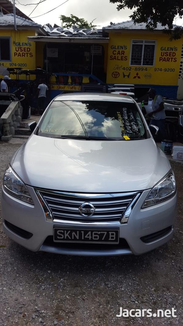 Nissan Sylphy 2,0L 2014-1
