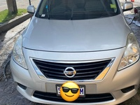 Nissan Latio 1,2L 2014