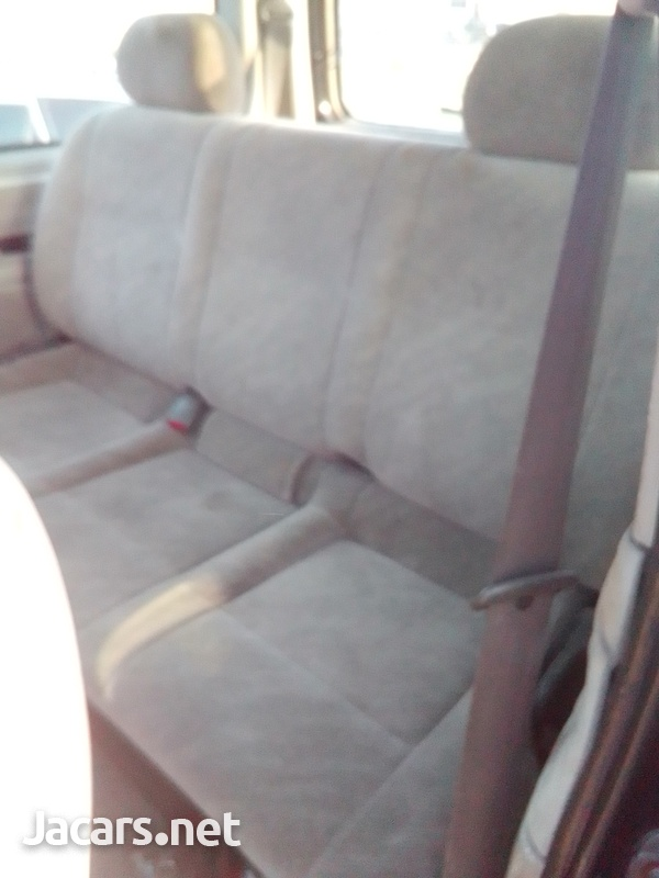 1999 toyota regus diesel van-5