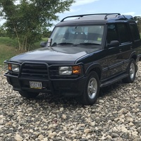 Land Rover Discovery 3,9L 1998