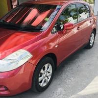 Nissan Tiida 1,4L 2011