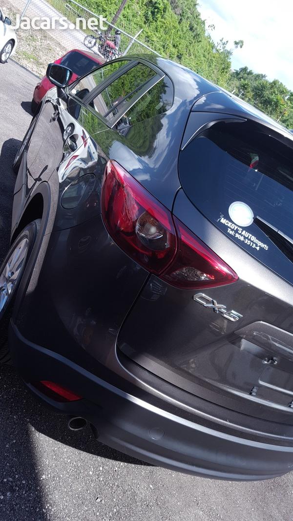 Mazda CX-5 1,9L 2015-3