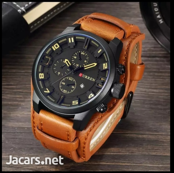 Curren Military Watch - Fashion Tachometer-7
