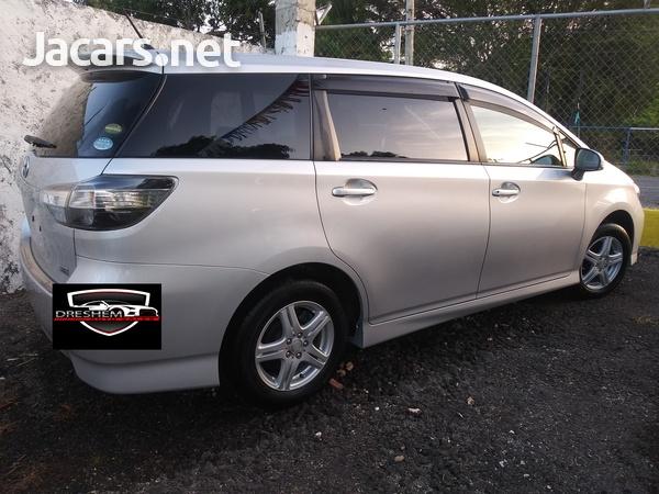 Toyota Wish 1,8L 2015-9