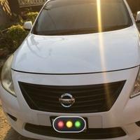 Nissan Latio 0,4L 2014