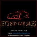 Lets Buy Car Sales