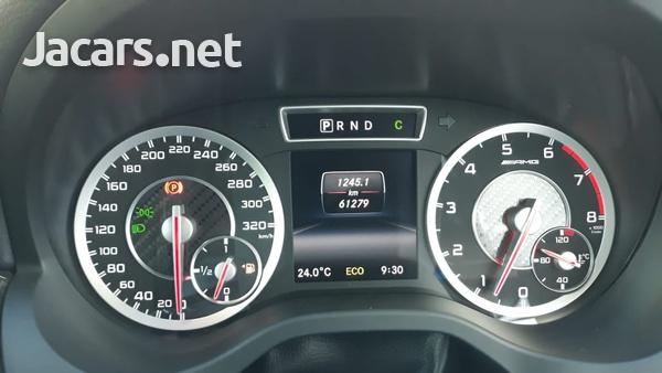 Mercedes-Benz A-Class 2,0L 2014-6