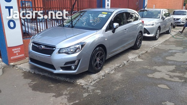 Subaru Impreza 2,0L 2015-2
