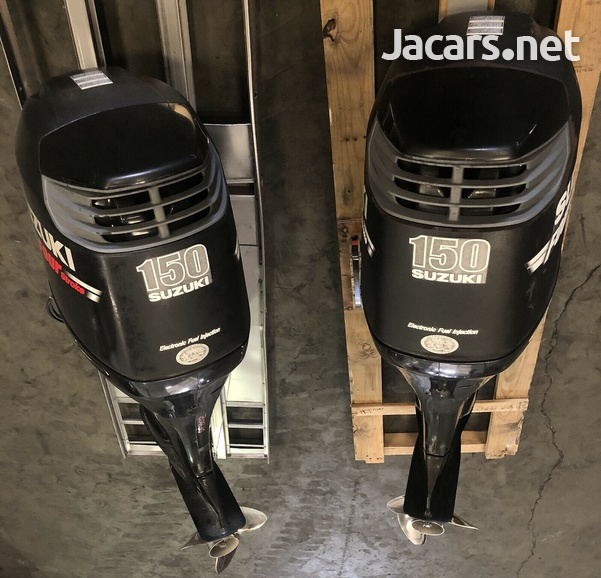 Suzuki 225HP/250HP/300HP/200HP/90HP Outboard 2-Stroke 4-Stroke Engines-2