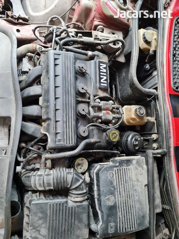 Mini Cooper 1,6L 2003-2
