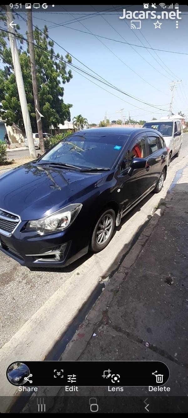Subaru Impreza 1,5L 2015-1