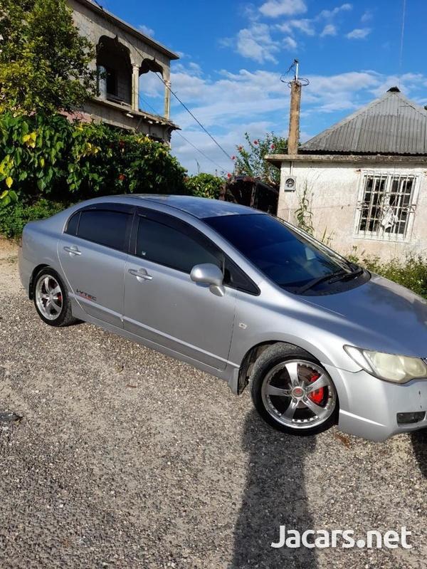 Honda Civic 1,5L 2007-3