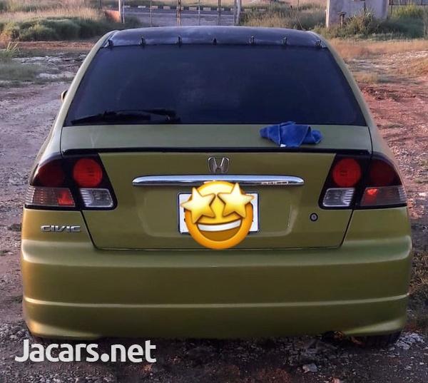 Honda Civic 1,5L 2005-4