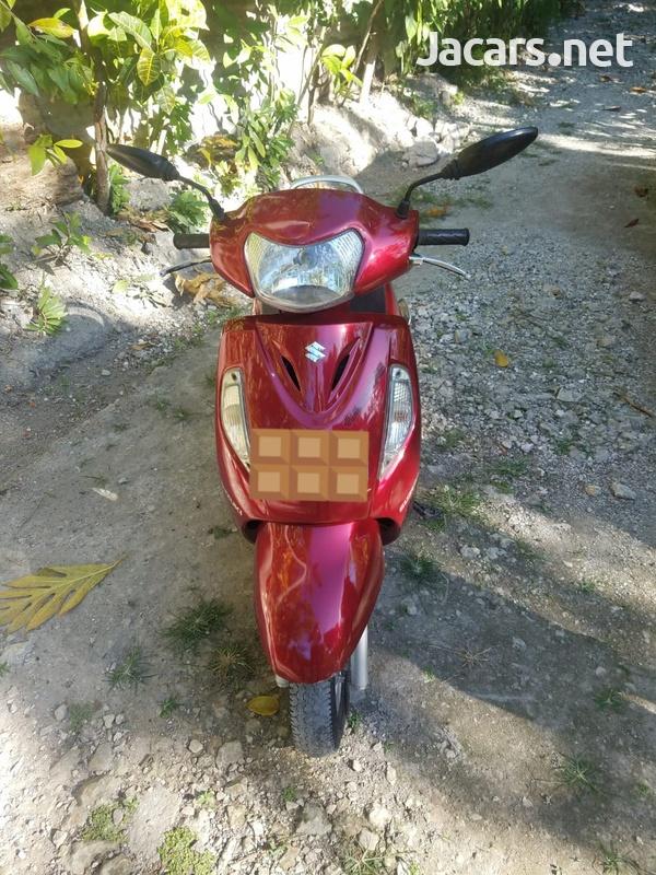 Suzuki Access 125 Bike-4