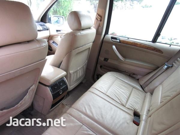 BMW X5 3,0L 2002-6