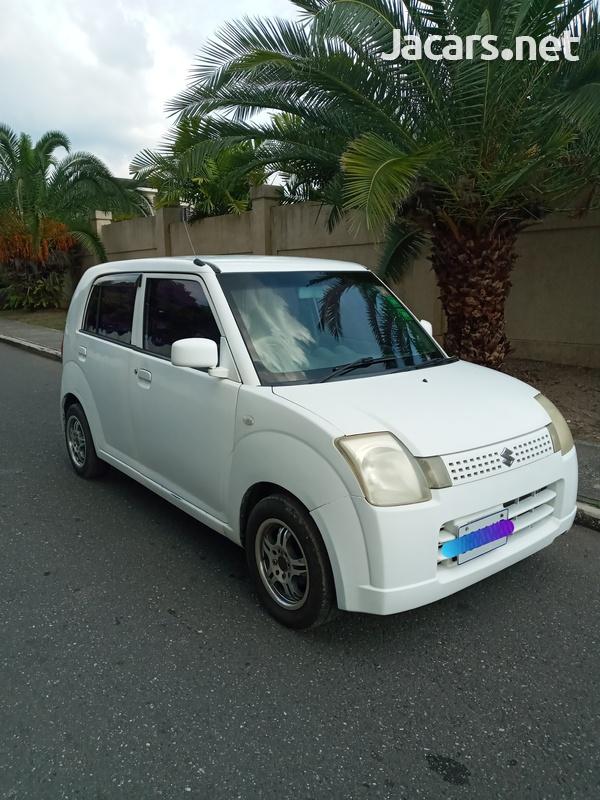 Suzuki Alto 0,6L 2007-2