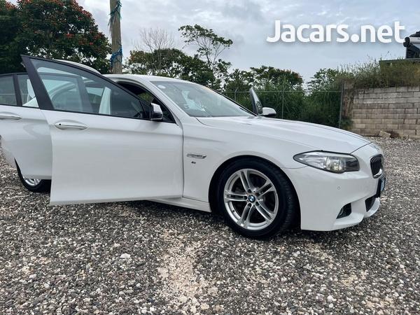 BMW 5-Series 2,5L 2016-2