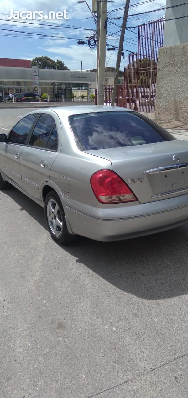 Nissan Sunny 1,6L 2007-2
