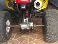 Honda ATV Bike 2004
