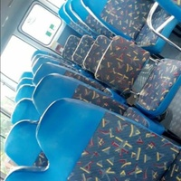 BUS SEATS WITH STYLE AND COMFORT.LOOK NO FURTHER 8762921460