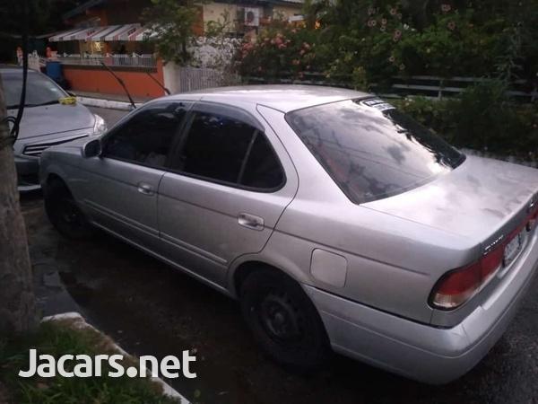 Nissan Sunny 1,5L 2003-2