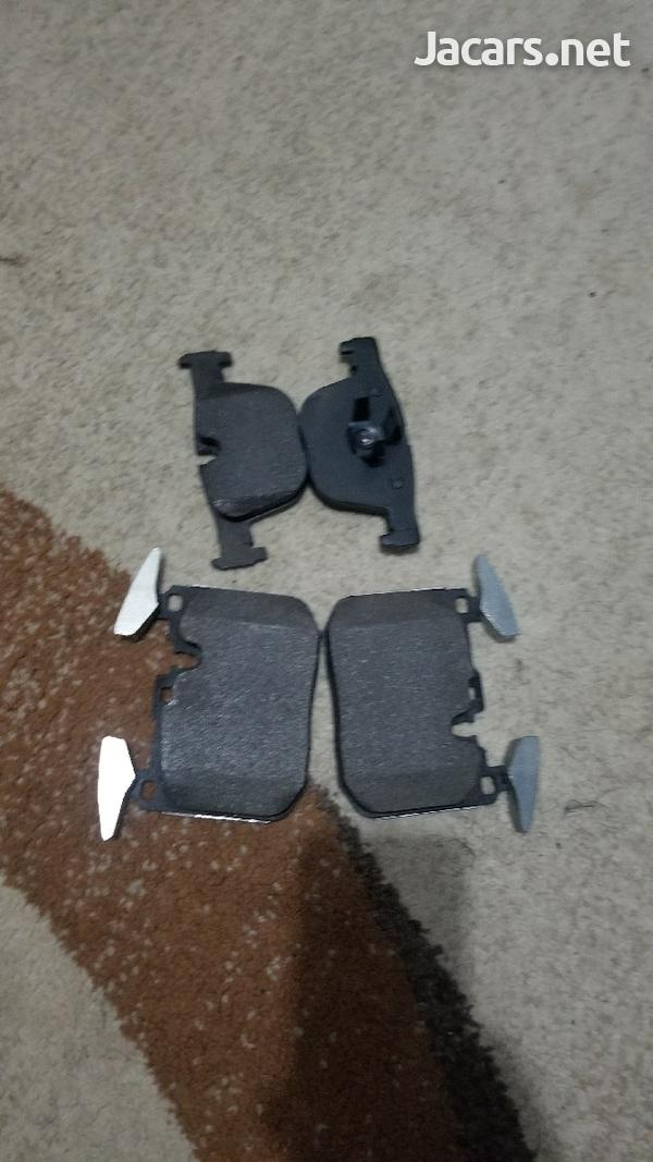 BMW 335i, 435i brake set and front bumper spoiler-2