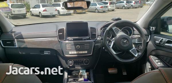 Mercedes-Benz GLE-Class 3,5L 2019-5