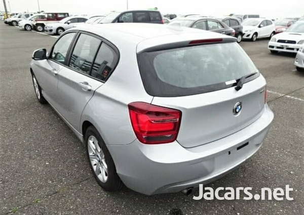 BMW 1-Series 1,6L 2012-4