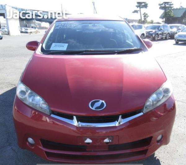 Toyota Wish Sport 1,8L 2010-6