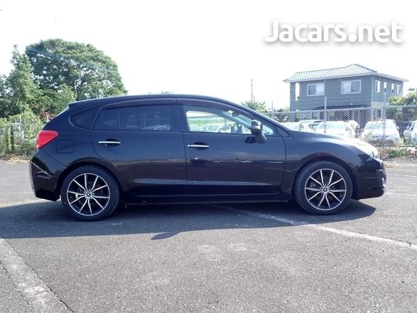 Subaru Impreza 2,5L 2012-12