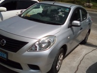 Nissan Latio 2,0L 2014