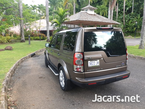 Land Rover Discovery Sport 3,0L 2013-6
