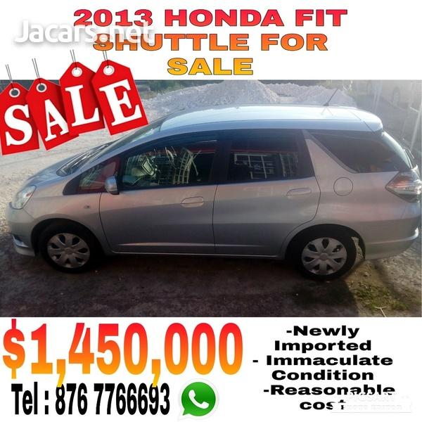 Honda Shuttle 1,5L 2013-1