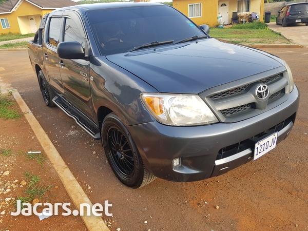 Toyota Hilux 2,5L 2008-1