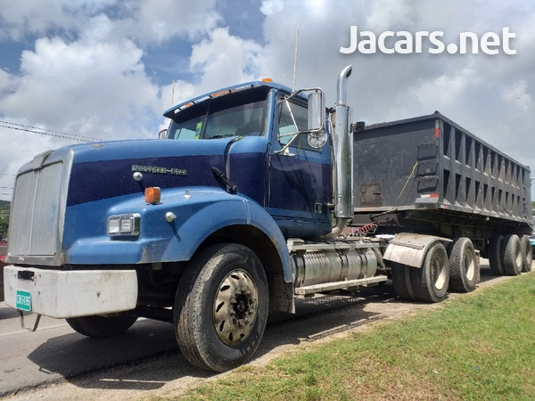 2006 Western Star Truck with Tip Trail-1