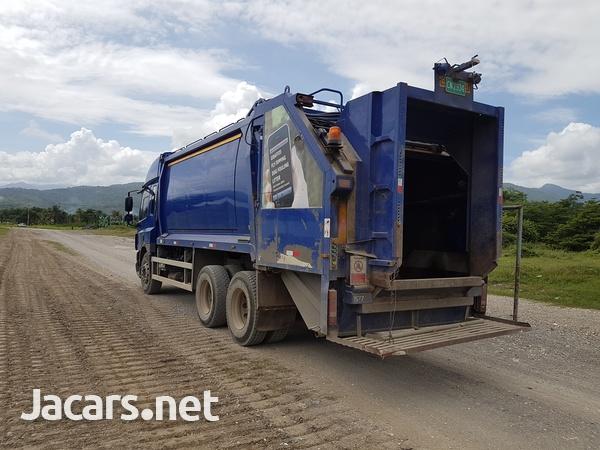 2008 DAF CF 75/250 Garbage Dump Truck-11