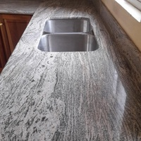 Installation of counter tops