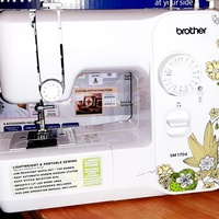 BROTHER SEWING MACHINE SM1704