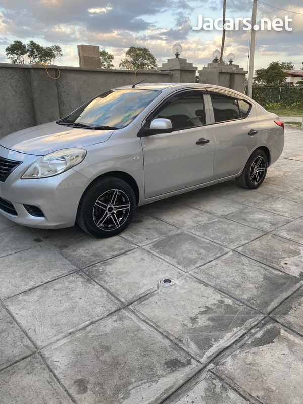 Nissan Latio 1,1L 2013-6