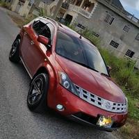 Nissan Murano 1,8L 2005