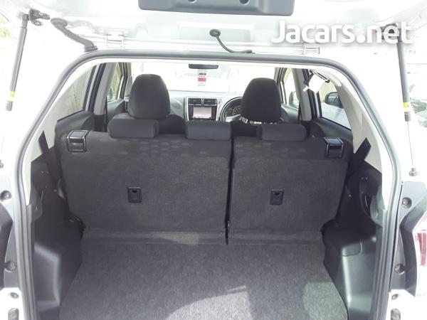 Toyota Ractis 1,5L 2014-2