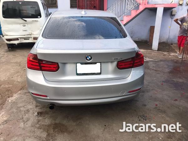 BMW 3-Series 1,6L 2015-2