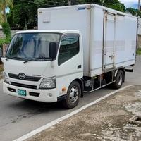 2012 Toyota Hino DutroTruck
