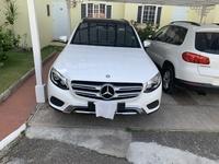 Mercedes-Benz GLC-Class 2,5L 2016