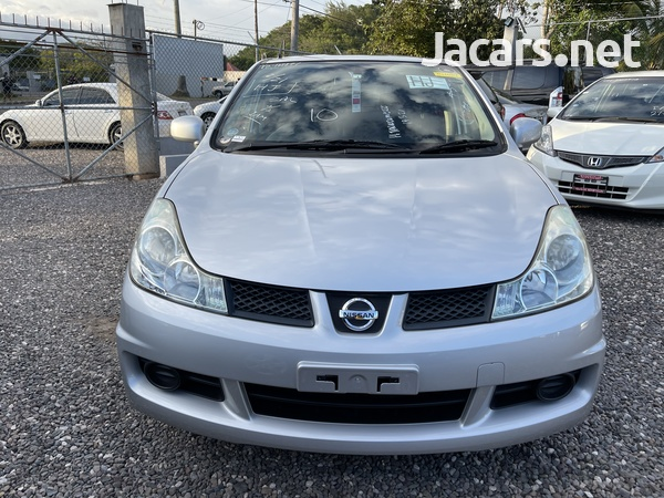 Nissan Wingroad 1,5L 2012-2