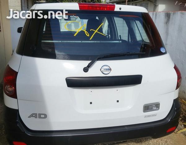 Nissan AD Wagon 1,5L 2013-6